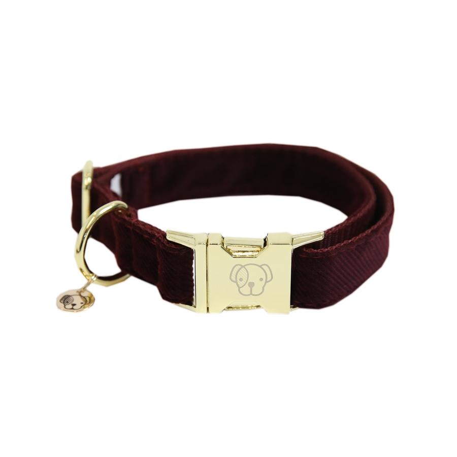 Kentucky Dogwear Corduroy Hundehalsband