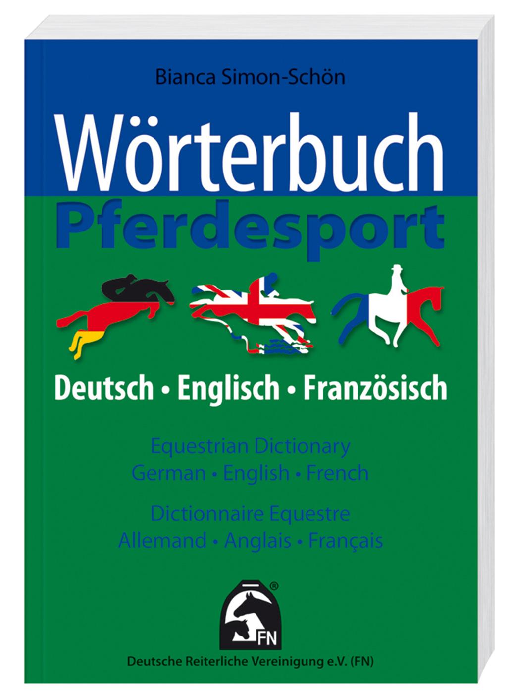 Busse Wörterbuch Pferdesport/Equestrian Dictionary