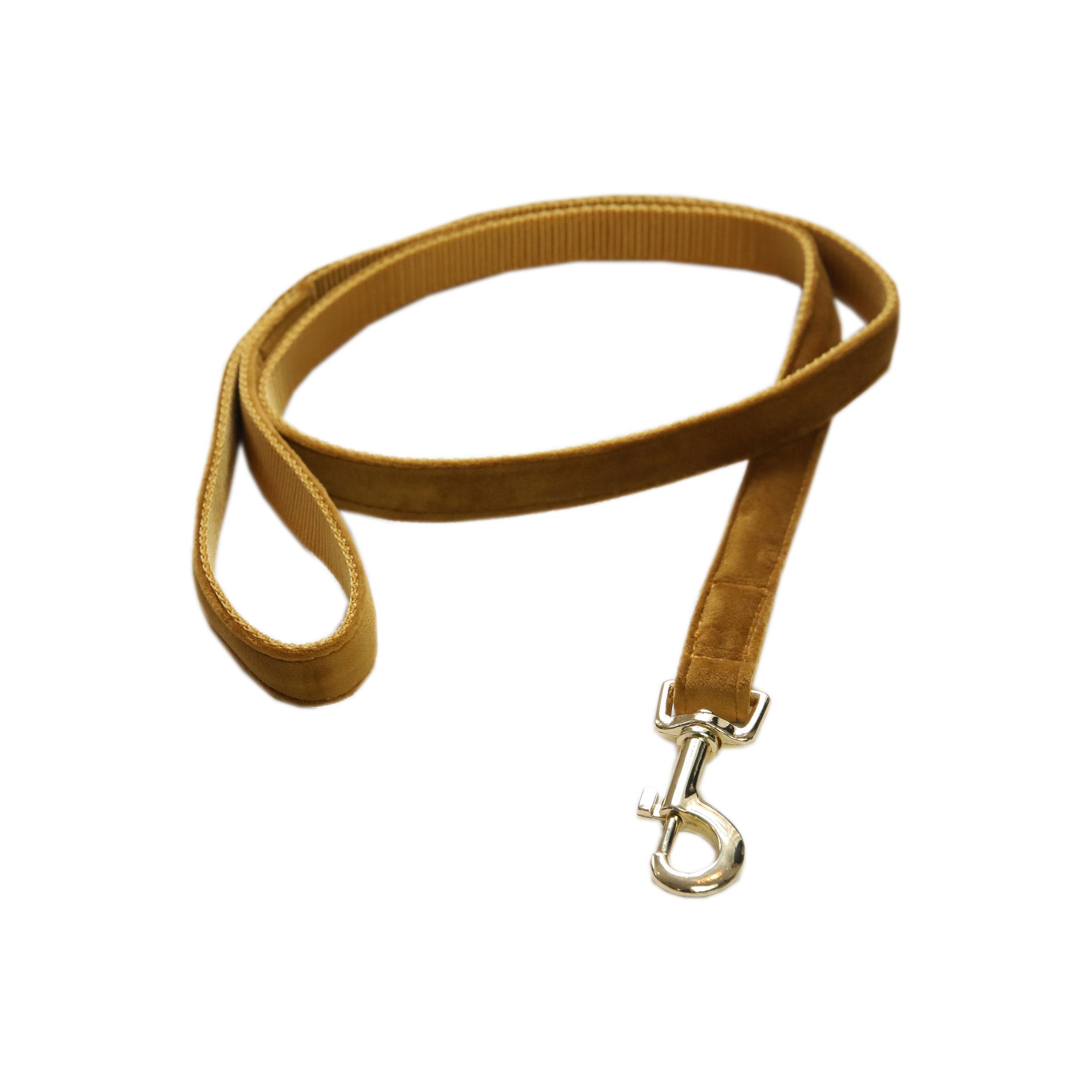 Kentucky Dogwear Velvet Dog Lead Hundeleine 2 m